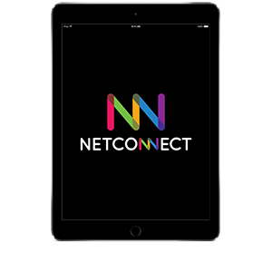 NetConnect Product iPad